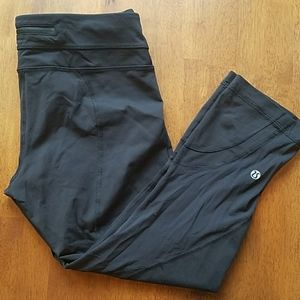 Lululemon solid black leggings